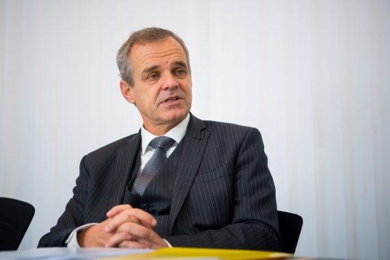 Direktor Benno Bühlmann.