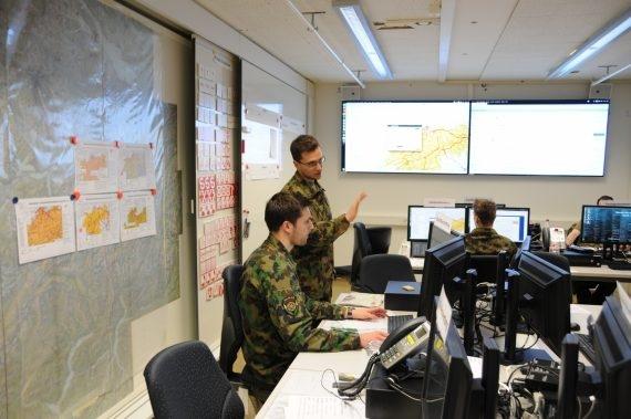 Qui puoi vedere il Centro di notifica e di analisi.