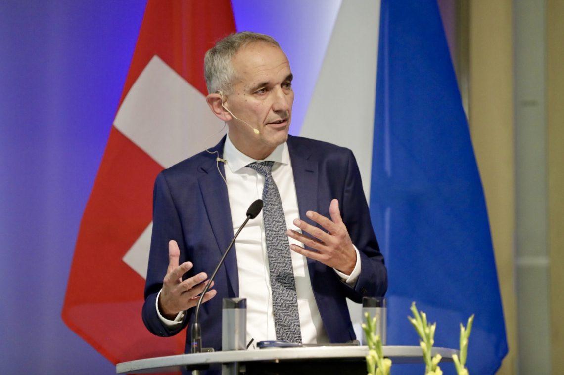 Bruno Spicher, Präsident PLANAT