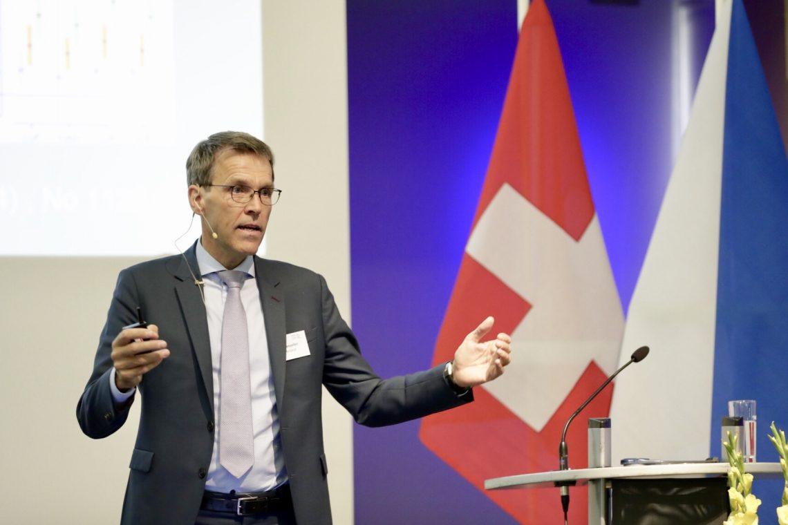 Prof. Dr. Christof Appenzeller, Leiter Analyse und Prognose MeteoSchweiz