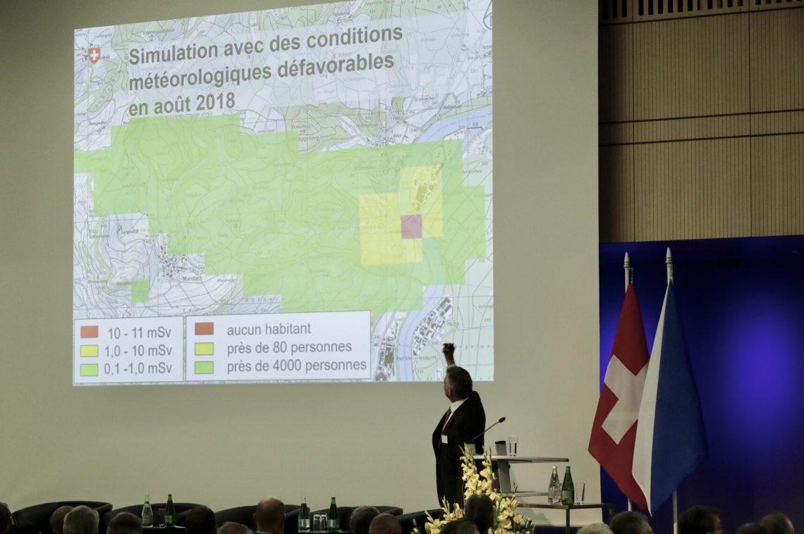 Dr. Hans Wanner, Direktor Eidg. Nuklearsicherheitsinspektorat ENSI
