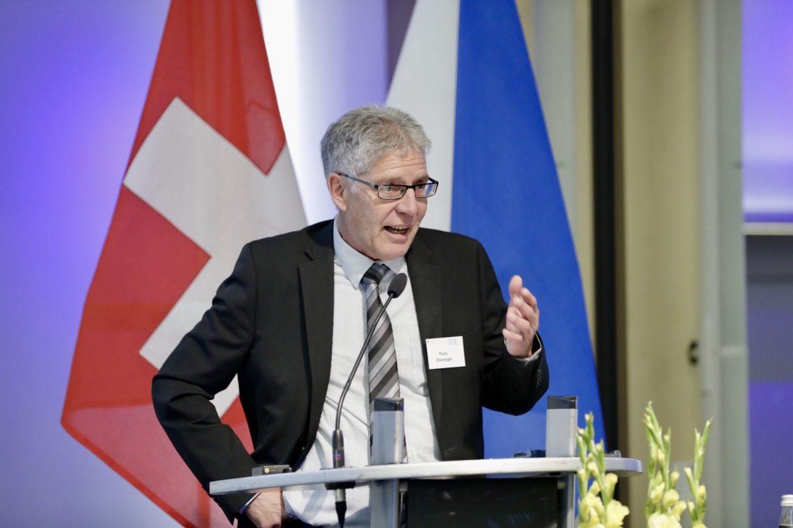 Christoph Flury, directeur suppléant de l'OFPP
