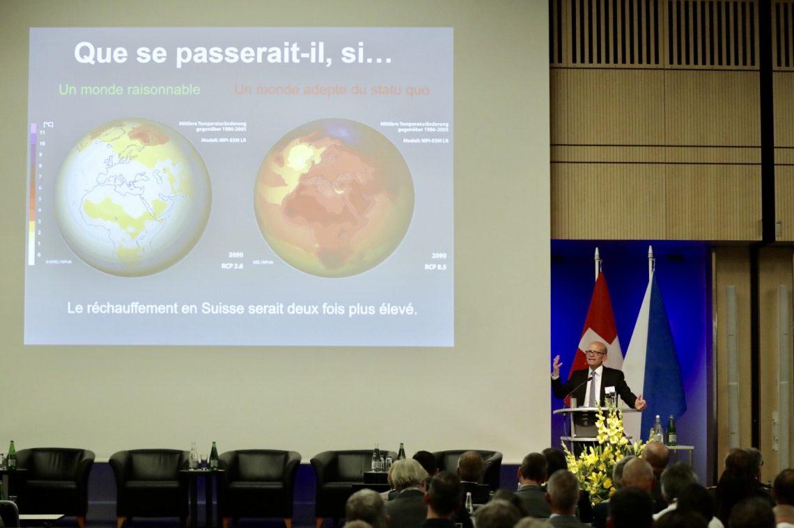 Paul Steffen, vice-directeur de l'Office fédéral de l'environnement