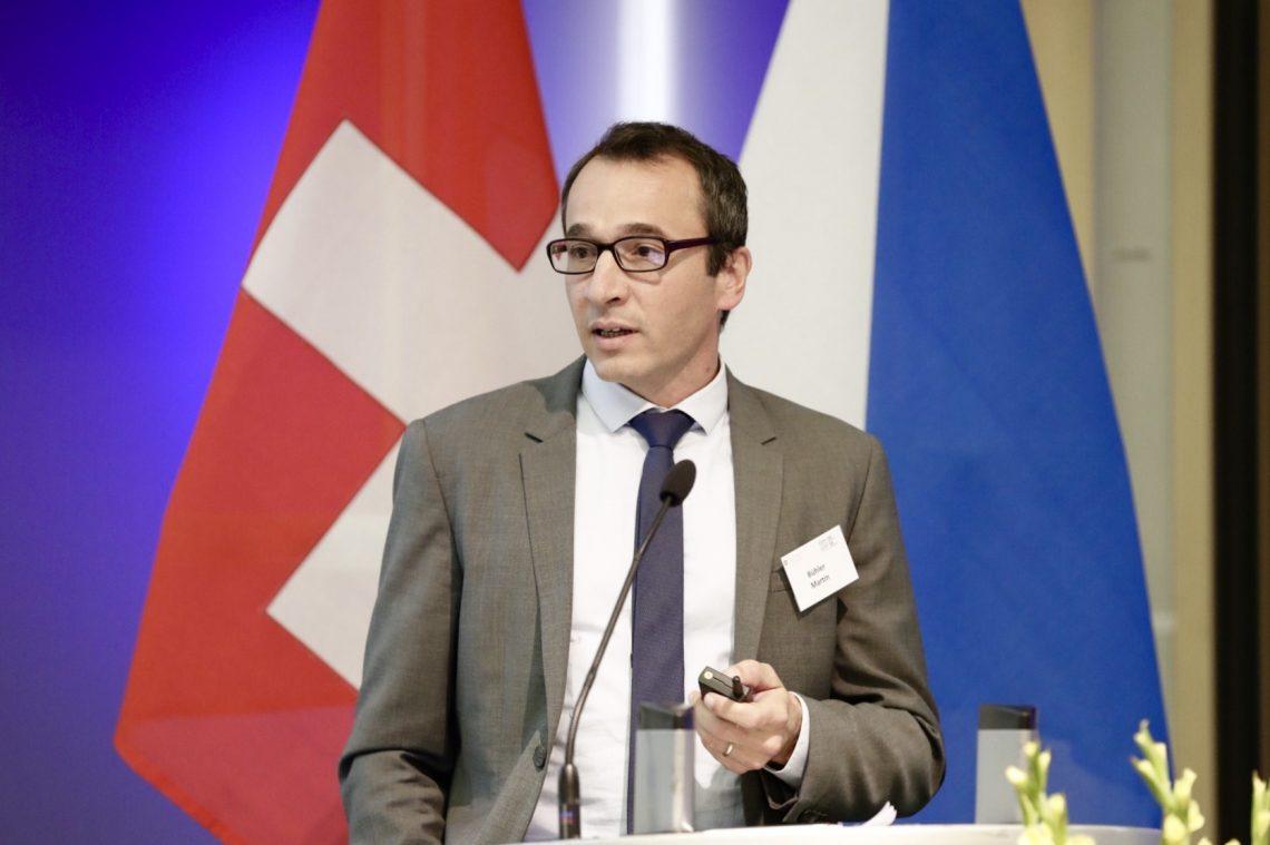 Martin Bühler, chef du Service des affaires militaires et de la protection civile du canton des Grisons (Amt für Militär und Zivilschutz) a tiré les sommes de la gestion de l'éboulement de Bondo.