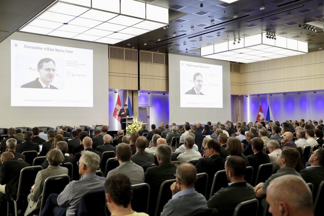 Le conseiller d'Etat Mario Fehr