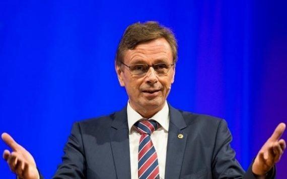 Hans-Jürg Käser - Leiter der Übung und ehemaliger Berner Regierungsrat, Bildquelle: Kommunikation VBS