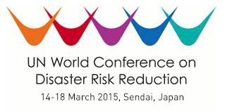 Logo de la 3. WCDRR