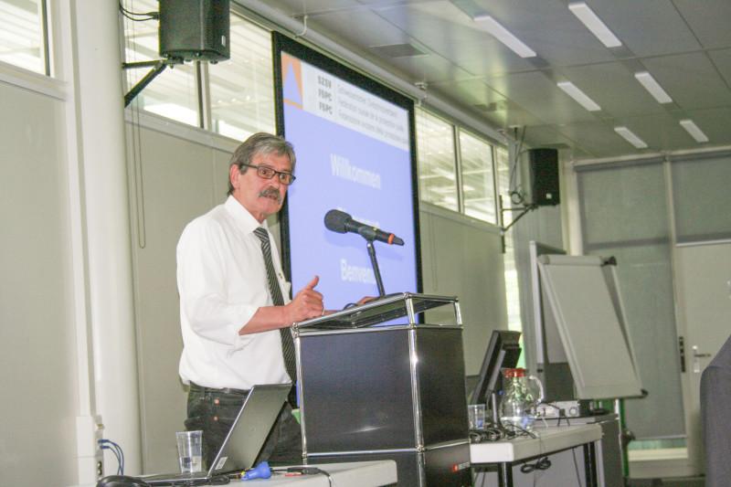 Der Solothurner Ständerat Roberto Zanetti referierte zum Thema «Sparen trotz Gefahren und Risiken».
