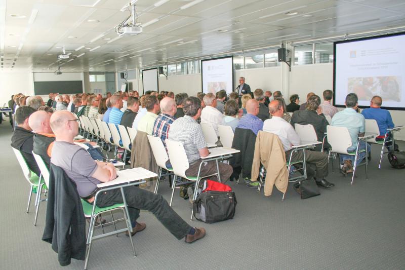 Mehr als hundert Interessierte Kaderleute verfolgten die Fachtagung in Murten