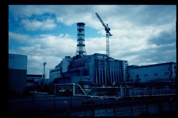Reaktor Tschernobyl