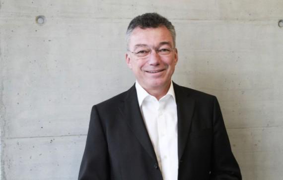 Das Bild zeigt Hans Wanner, den Direktor des ENSI.