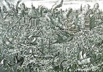 Erdbeben Lissabon 1755