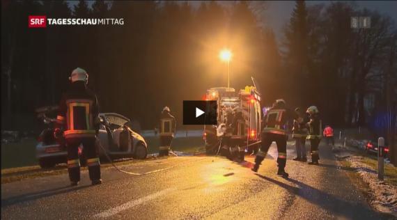 SRF Beitrag 2016 Sturm Egon fegt Schweizer Züge vom Gleis