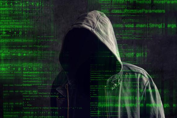 Des pirates informatiques utilisent les nouvelles technologies à des fins criminelles. Photomontage.